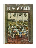 The New Yorker Cover - February 25  1961