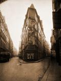 Angle Rue de Seine  1924