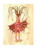 Sea Nettle 1873 'Missing Links' Parade Costume Design