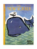 The New Yorker Cover - June 23  1962