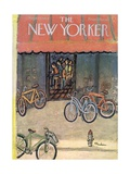 The New Yorker Cover - September 25  1954