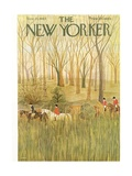 The New Yorker Cover - November 23  1963