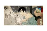 Yuki: Iwakura No Sogen: Onoe Baiko (Snow: Onoe Baiko V as Iwakura Sogen)