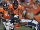 NFL Playoffs 2014: Jan 19  2014 - Broncos vs Patriots - Knowshon Moreno