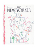 The New Yorker Cover - December 17  1990