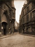 Rue du Figuier  1924