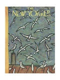 The New Yorker Cover - May 17  1958