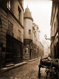 Rue Hautefeuille  6th Arrondissement 1898