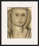 Madame Lucienne Bernard  c1946