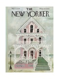 The New Yorker Cover - March 25  1974