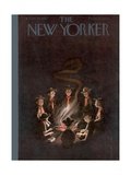 The New Yorker Cover - June 16  1951