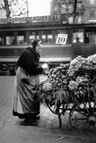 Paris  Saleswoman of Violets