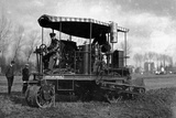 Agriculture German Tractor with Oil