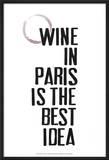 Drinks in Paris II