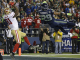 NFL Playoffs 2014: Jan 19  2014 - 49ers vs Seahawks - Anquan Boldin