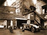 Cour  7 Rue de Valence 1922