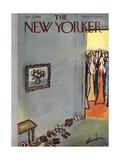 The New Yorker Cover - January 3  1959