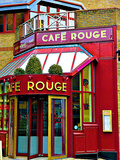 Cafe Rouge Queensway  London