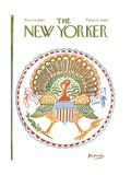 The New Yorker Cover - November 24  1962