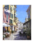 Sunny Street in Portofino
