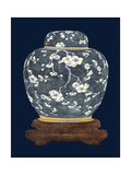 Blue and White Ginger Jar I