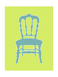 Small Graphic Chair III