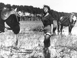 Silvana Mangano  Bitter Rice  1949 (Riso Amaro)