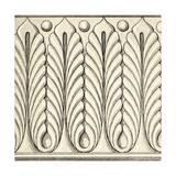 Ornamental Tile Motif IX