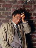 Peter Falk, Columbo, 1968 Papier Photo