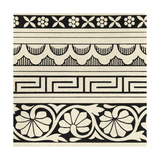 Ornamental Tile Motif III