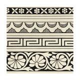 Ornamental Tile Motif III