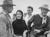 John Wayne  Richard Widmark  Laurence Harvey  Linda Cristal  The Alamo  1960