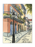 Sketches of Downtown I