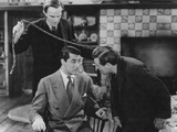 Peter Lorre  Cary Grant  Raymond Massey  Arsenic and Old Lace  1944