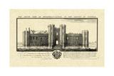 Vintage Wingfield Castle