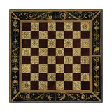 Small Antique Gameboard I
