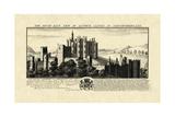 Vintage Alnwick Castle
