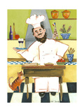 Jolly French Chef