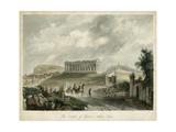Temple of Theseus- Athens  Greece