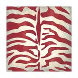 Vibrant Zebra I
