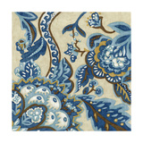 Indigo Tapestry II