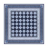 Italian Mosaic in Blue IV