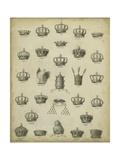 Heraldic Crowns and Coronets II