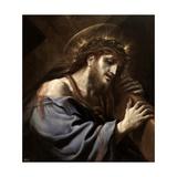 Jesus Carrying the Cross  Ca 1697