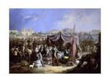 La Feria (De Sevilla)  1853