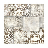 Neutral Patterned Patchwork II