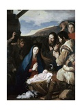Adoration of the Sheperds  1650