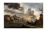 Seascape  1638-1639
