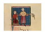 Cantigas De Santa Maria -Codice De Los Musicos  Rabel Y Laud Arabigo