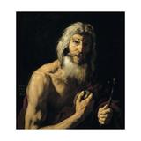 Penitent Saint Jerome  1652